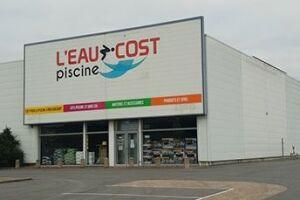 magasin L'Eau Cost Piscine Bourges à Saint-Doulchard