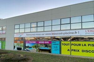 magasin  L'Eau Cost Piscine Orléans à Olivet
