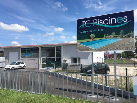 Magasin TC Piscines à Dagneux