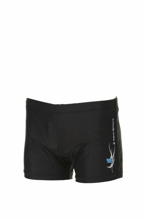 Maillot boxer homme piscine natation Magareva noir Aqua Sphere