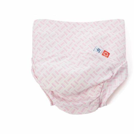 "Maillot de bain bébé anti-fuite Douceur Rose Hamac<span class=""normal italic petit"">© Hamac</span>"