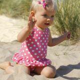 Les maillots de bain bébé fille pour l'été 2014