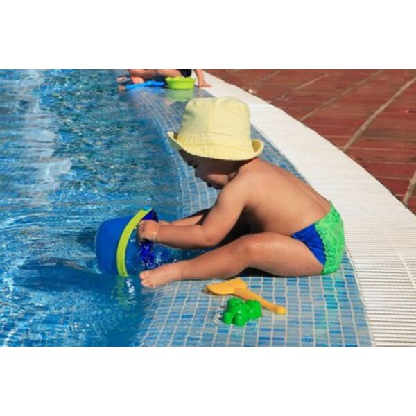 Maillot de bain couche pour b b - Couche bebe pour piscine ...
