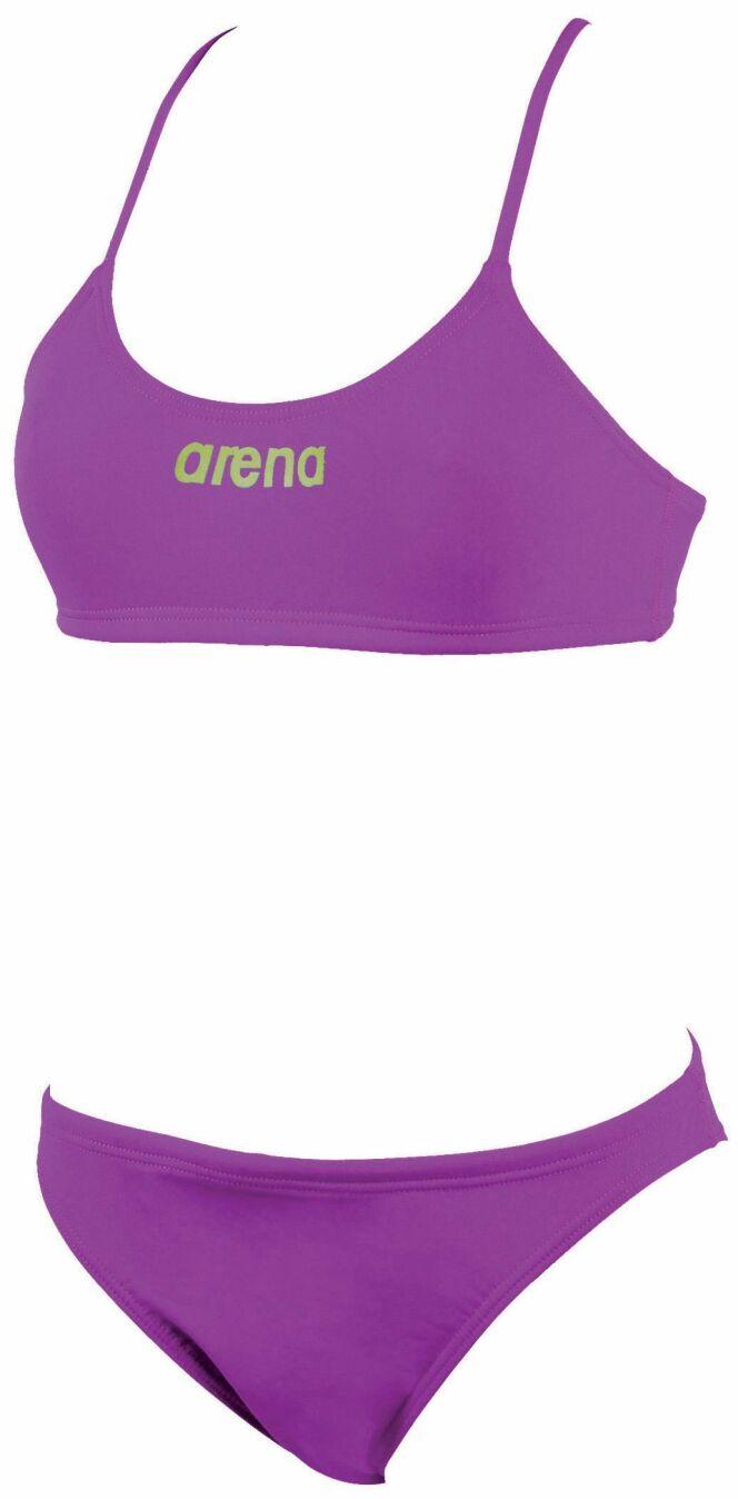 maillot de bain deux pi ces piscine mauve lacy arena hiver 2012 2013. Black Bedroom Furniture Sets. Home Design Ideas