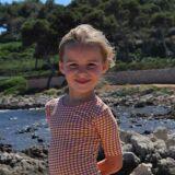 Maillot de bain anti-UV et tee-shirt manches 3/4 fille Little Duck