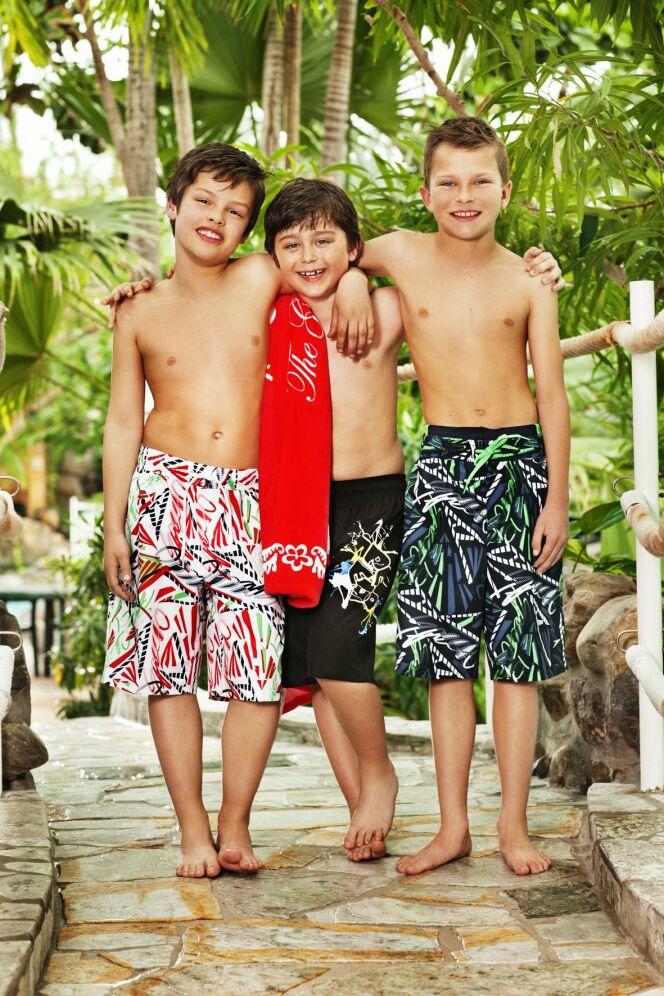 Maillot de bain enfants été 2012