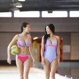 "Maillot de bain ""Skidrumo"" - Laure Manaudou Design, collection 2014"