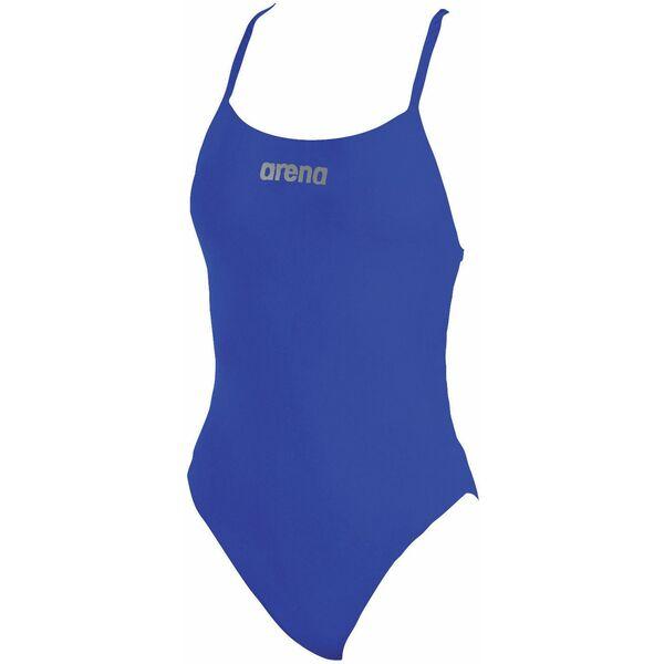 Maillot de bain femme une pi ce bleu uni mast high arena 2013 - Maillot de bain piscine 2 pieces ...