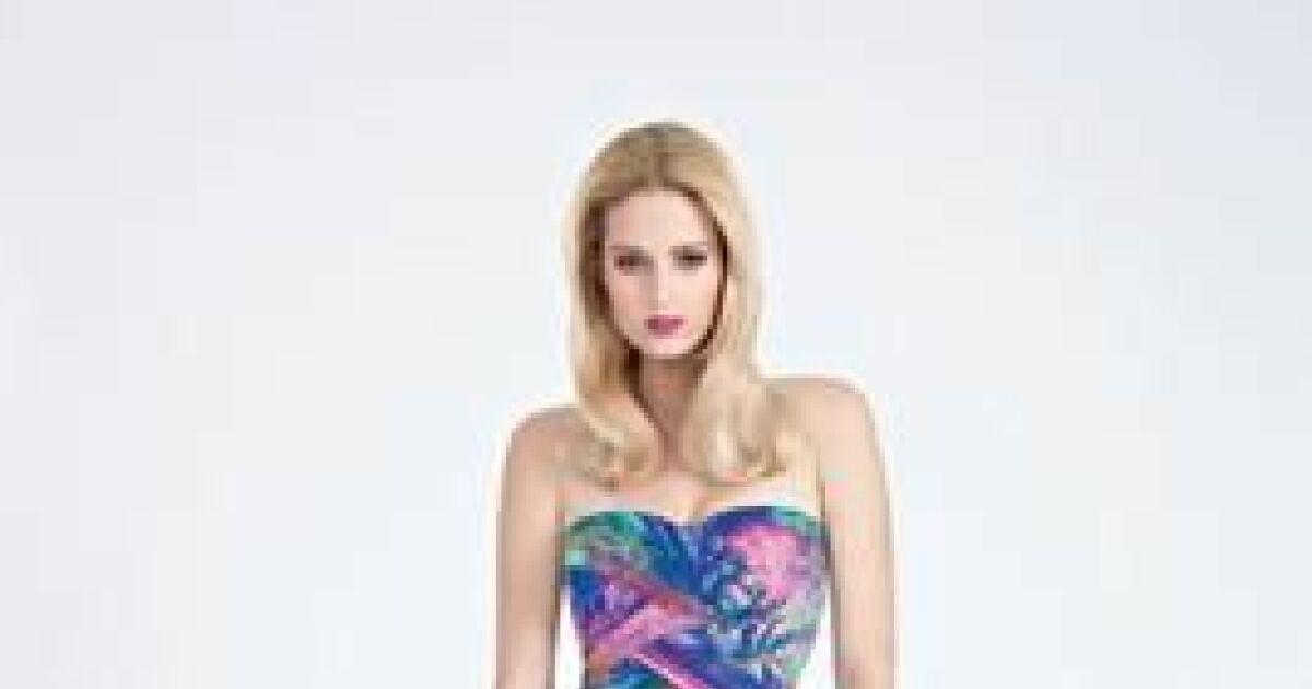 catalogue gottex maillots de bain de luxe pour femme. Black Bedroom Furniture Sets. Home Design Ideas