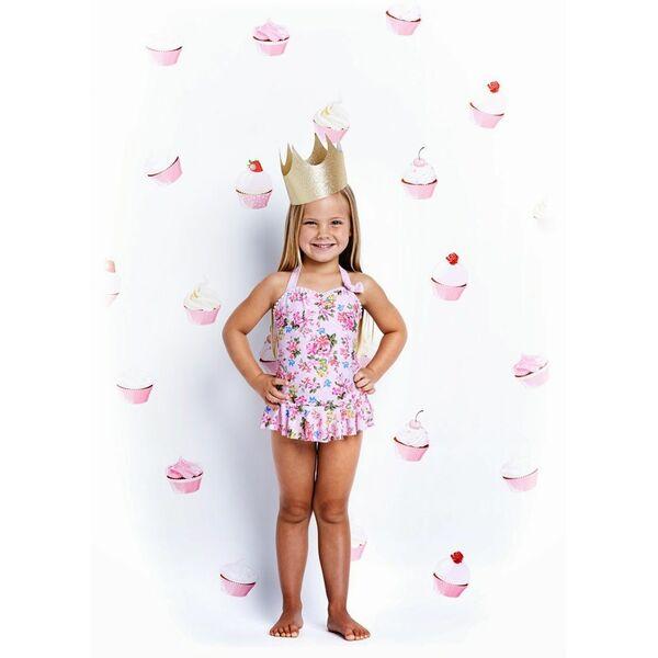 maillot de bain une pi ce enfant fille seafolly collection 2014. Black Bedroom Furniture Sets. Home Design Ideas