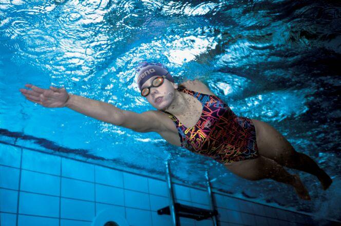 Maillot de bain une pièce femme Maiolica Arena hiver 2012-2013© Arena
