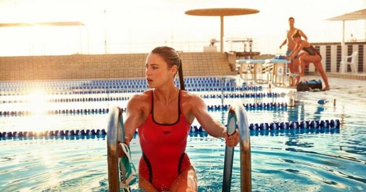 Photos de maillots de bain femme natation et comp tition for Piscine et bain coulommiers