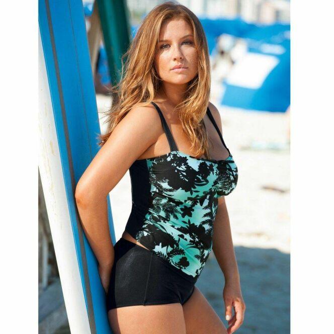 Les plus beaux maillots de bain grande taille pour l 39 t for Maillot deux pieces piscine