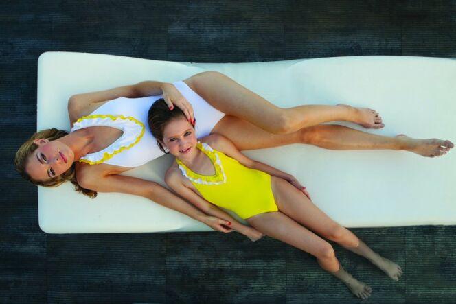 Maillot de bain femme et fillette JOG Swimwear collection 2012© JOG Swimwear