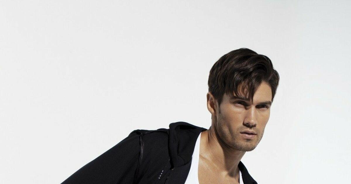 Slip de bain noir maillots homme shan collection 2012 - Maillot de bain piscine homme ...