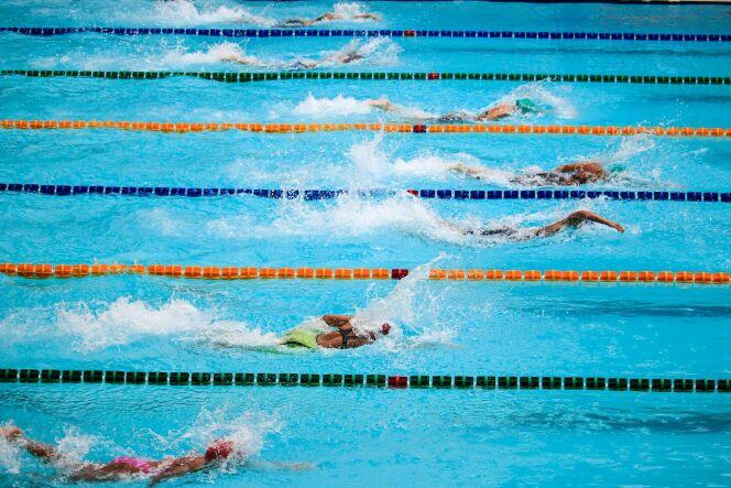Maillots de bain autorisés à la piscine