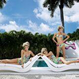 Photos des maillots de bain femme une-pièce et bikinis imprimés été 2013