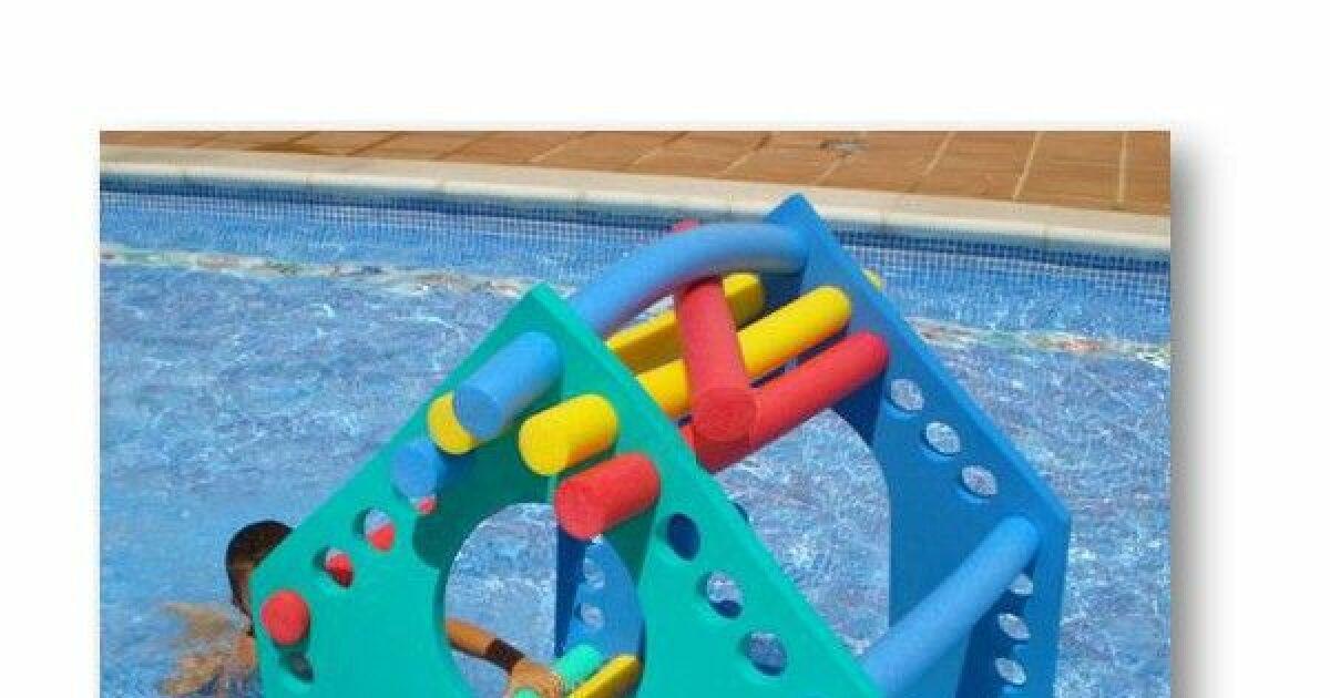 Jeux et accessoires de piscine acheter aquagyms for Piscine et accessoires