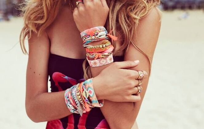 Manchette de bracelets Hipanema © Hipanema