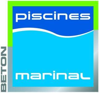 Logo Piscines Marinal