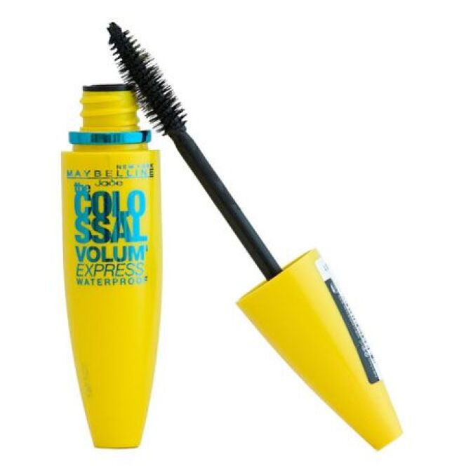 Mascara Colossal Volum'Express Waterproof de Gemey Maybelline