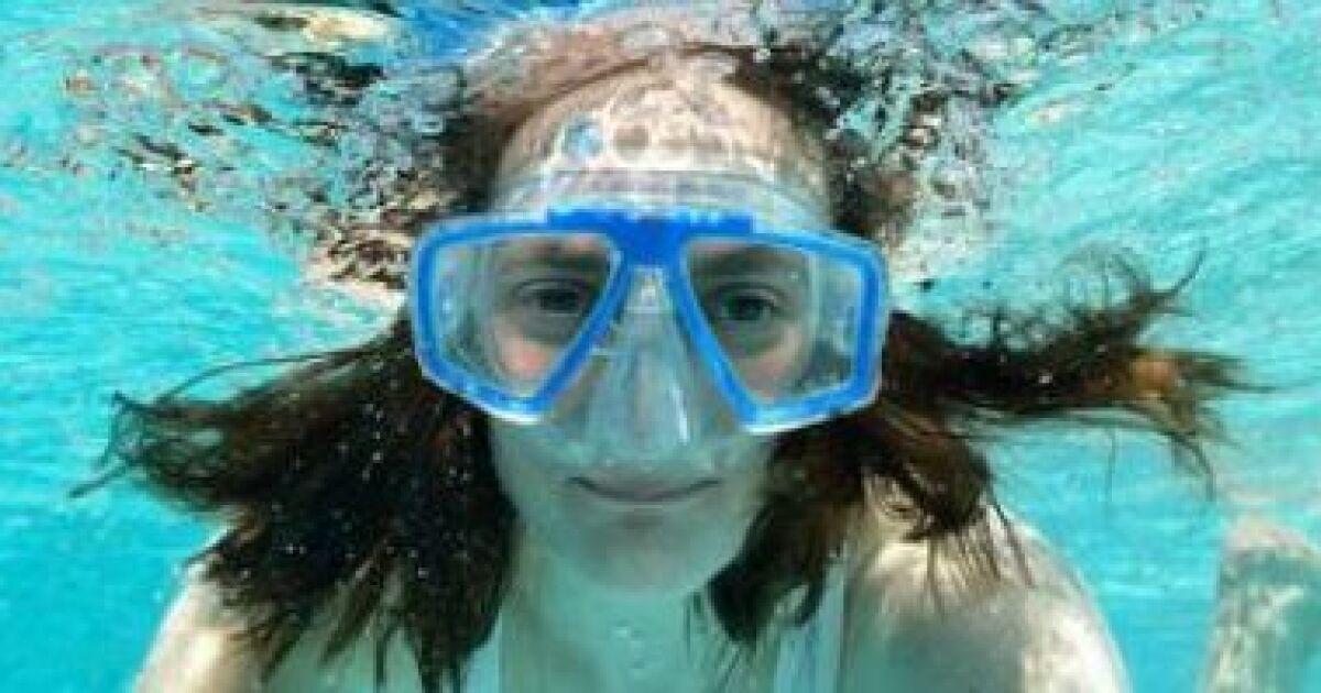 masque de natation et masque de plong e