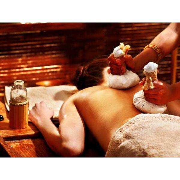 massage avec le corps