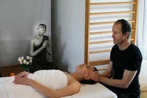 "Massage relaxant au Spa WI Zen de Nice<span class=""normal italic petit"">DR</span>"