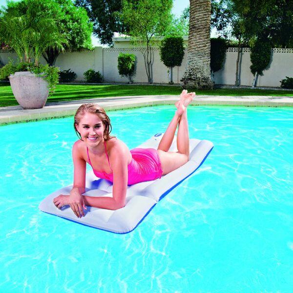 Matelas de piscine bestway for Petite piscine gonflable bebe