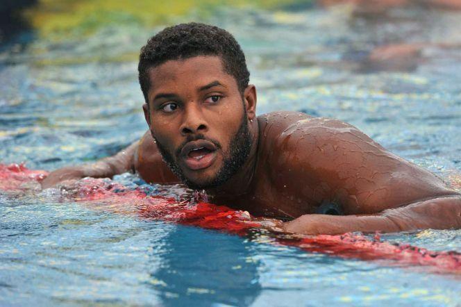 Medhy Metella s'est imposé sur la finale du 100m nage libre.