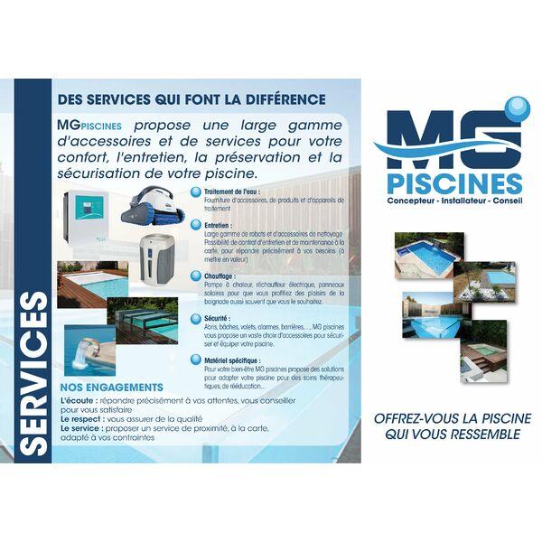 Mg Piscines A Gerardmer Pisciniste Vosges 88