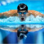 Michael Phelps remporte le 61ème titre de sa carrière !