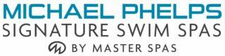 Logo Michael Phelps Swim Spas