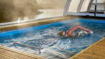 Endless Pools : nagez dans votre mini piscine