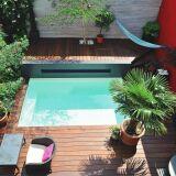Mini piscine Caron Piscines