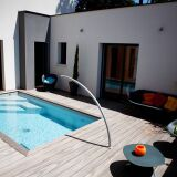 Mini piscines à fond plat confort Caron Piscines