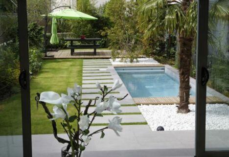 Mini-piscine Caron