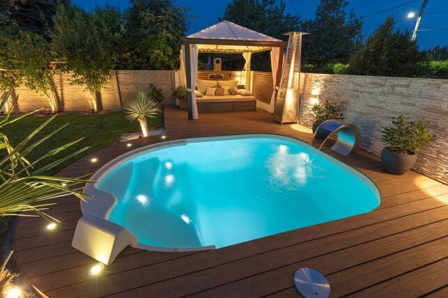 "Mini piscine ""Lola"" de Waterair"