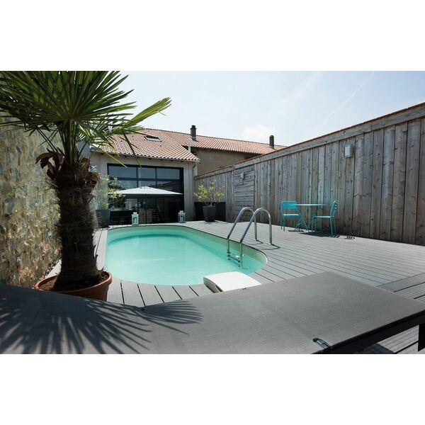 mini piscine olivia waterair piscine enterr e piscines. Black Bedroom Furniture Sets. Home Design Ideas