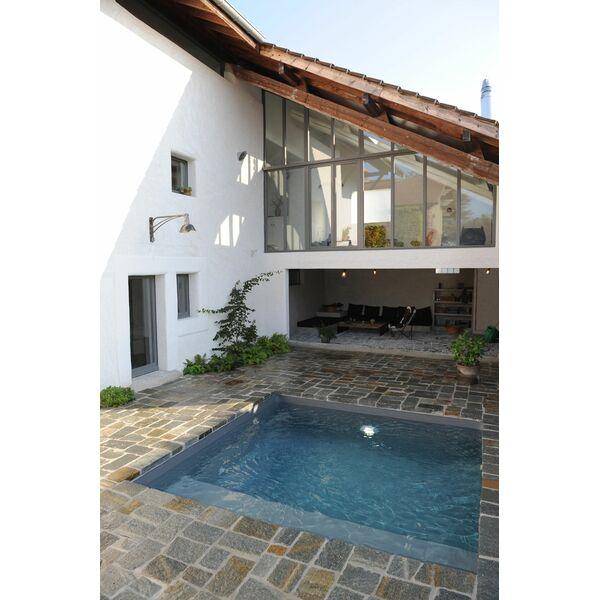 mini piscine piscinelle piscine enterr e piscinelle. Black Bedroom Furniture Sets. Home Design Ideas