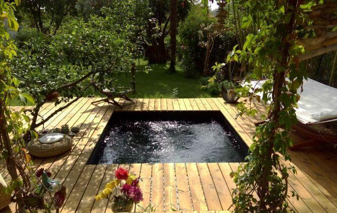 Mini piscine Piscines Aquadiscount © SAS AFM Piscines Aquadiscount