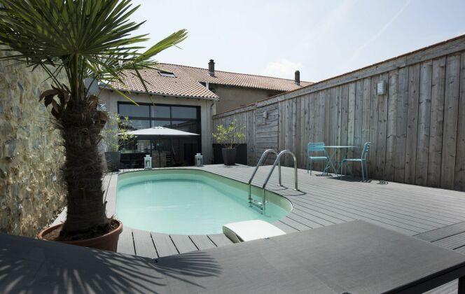 Mini piscine Piscines Waterair © Piscines Waterair