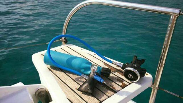 MiniDive Pro, la mini bouteille de plongée accessible à tous