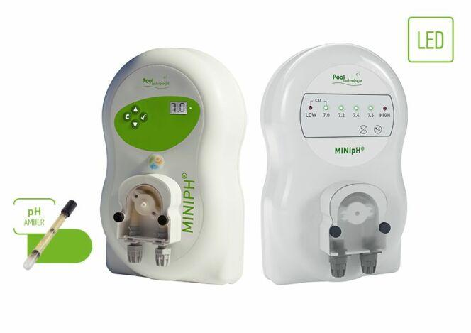 MINIPH/MINIPH LED par Pool Technologie