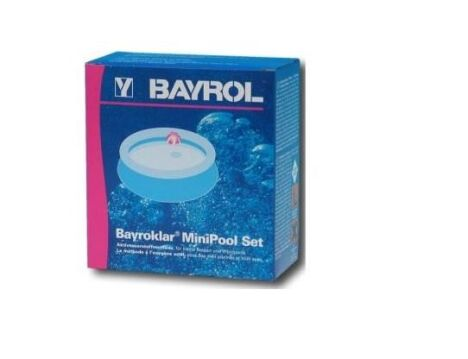 "Minipool Set de Bayrol<span class=""normal italic petit"">© Bayrol</span>"