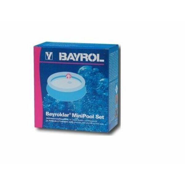 Minipool set de bayrol produits de traitement pour for Produit piscine bayrol