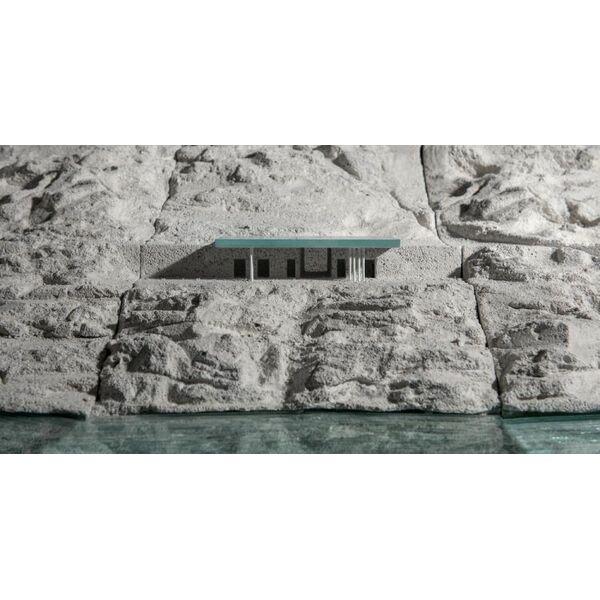Mirage une piscine infinie sur le toit d 39 une maison for Piscine sur toit