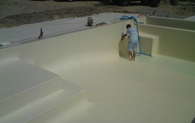 mise en place liner sable suite construction DR