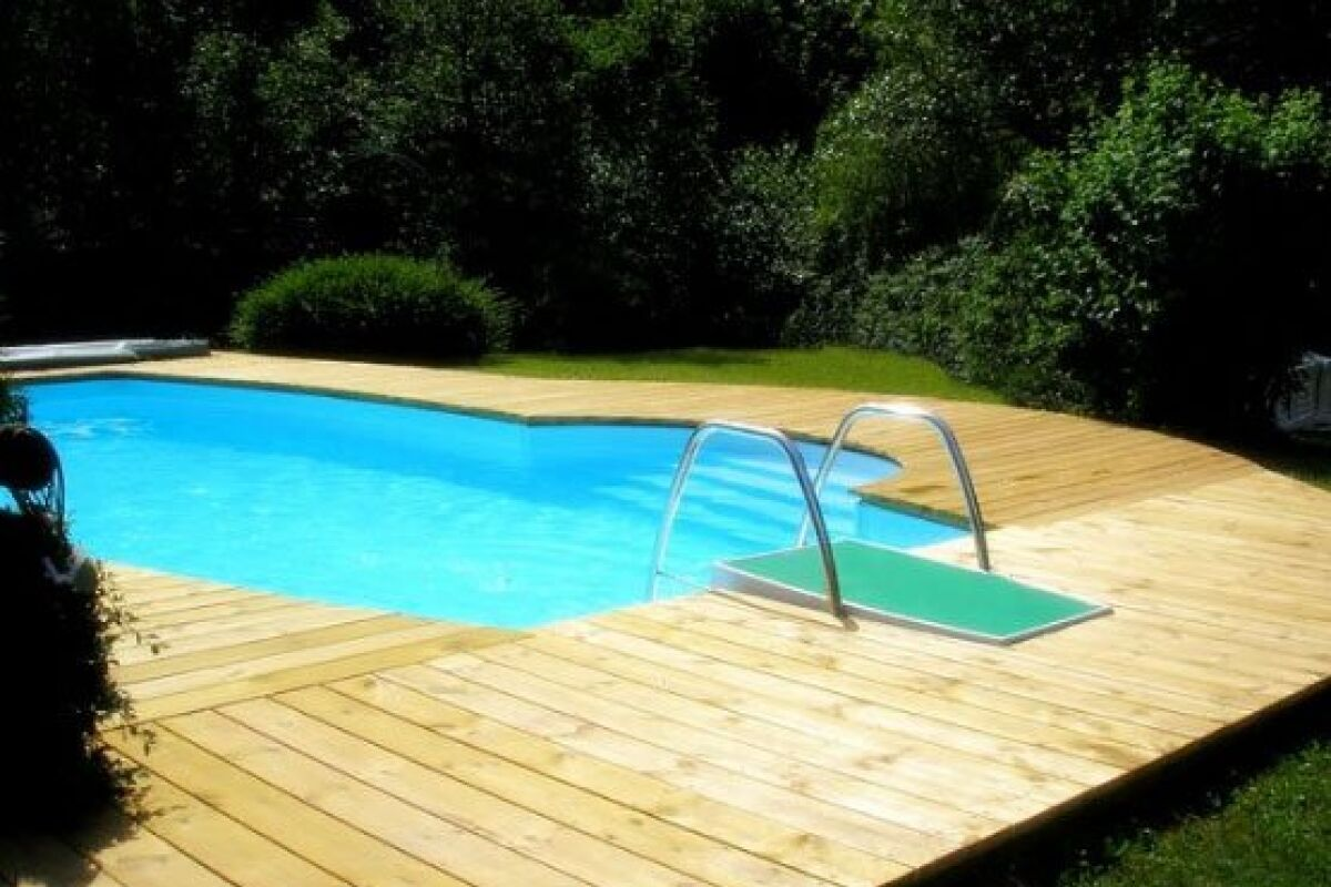 Piscine En Bois Alsace piscine - mister bois à lutterbach, pisciniste - haut-rhin