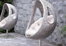 Fauteuils de jardin Carré Bleu